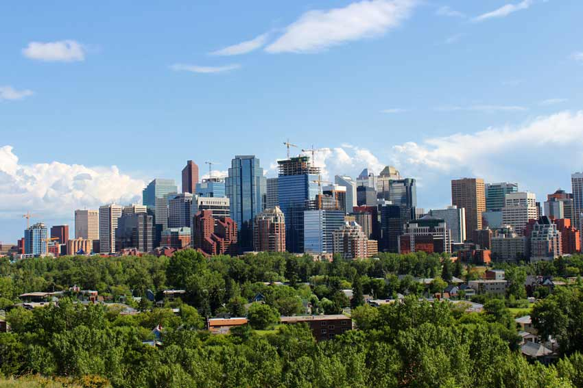 Calgary real estate market report 2021